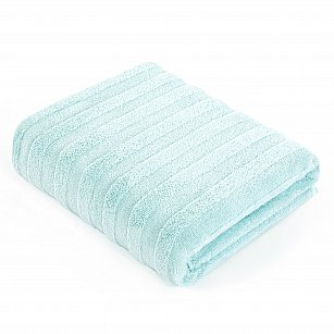 Полотенце махровое Verossa Stripe, нежно-голубой