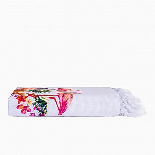 Полотенце для сауны Arya Flamingo, 90*160 см