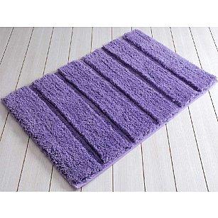 Коврик для ванной PREMIUM Lila, лиловый, 60x90 см