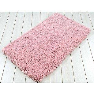 Коврик для ванной PURE  G.Kurusu, розовый, 60х100 см