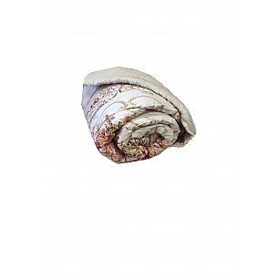 Плед меховой сатин, дизайн №3