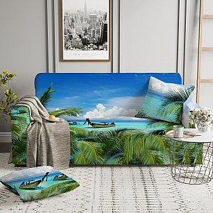 Чехол на диван ЧХТР-00301
