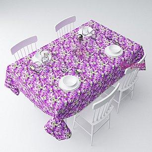 """Скатерть """"Фиолетовый шафран"""""""