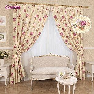 Комплект штор КТИЗ-02213-М0014