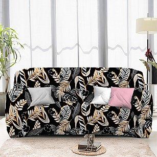 Чехол на диван трехместный ЧХТР071-16900, 195-230 см
