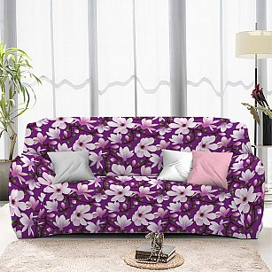 Чехол на диван трехместный ЧХТР071-16914, 195-230 см
