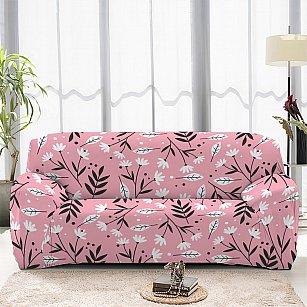 Чехол на диван двухместный ЧХТР070-16944, 145-180 см