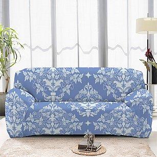 Чехол на диван двухместный ЧХТР070-16950, 145-180 см