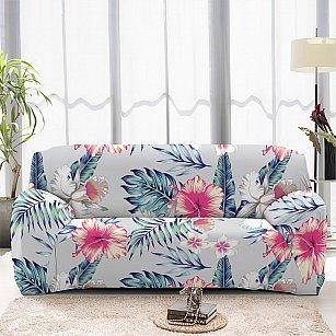 Чехол на диван двухместный ЧХТР070-16952, 145-180 см
