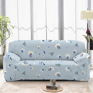 Чехол на диван четырехместный ЧХТР046-16967, 240-290 см