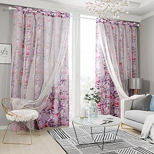 Комплект штор КТИЗ-01273-М0003