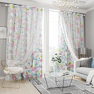 Комплект штор КТИЗ-14169-М0003