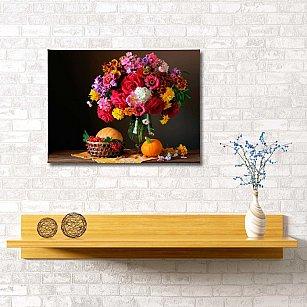 """Картина """"Осенний натюрморт"""", 60*40 см"""