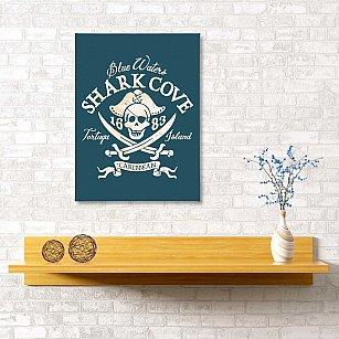 """Картина """"Бухта пиратов"""", 40*60 см"""