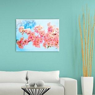 "Картина ""Весна в цвету"", 60*40 см"