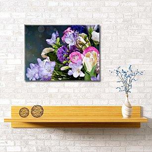 """Картина """"Многообразие цветов"""", 60*40 см"""