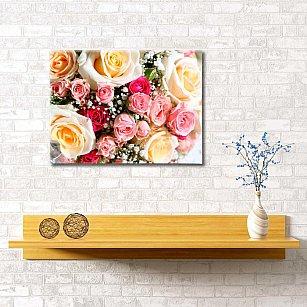 "Картина ""Розы"", 60*40 см"