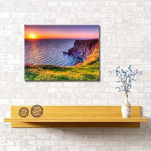 """Картина """"Море на закате"""", 60*40 см"""