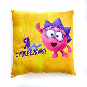 """Подушка декоративная """"СуперЕжик"""", 40*40 см"""