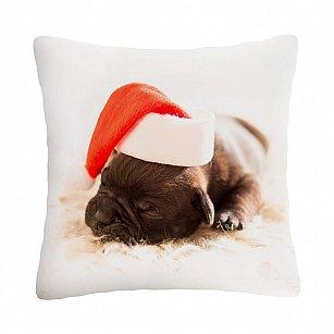 "Декоративная подушка ""Санта спит"""