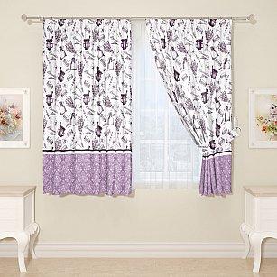 Комплект штор для кухни №13345-A