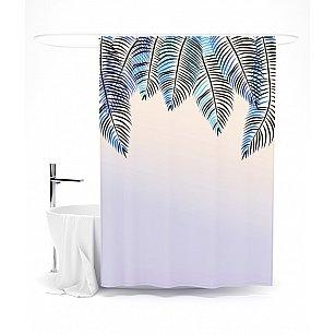 """Штора для ванной """"В градиенте"""", 145*180 см"""