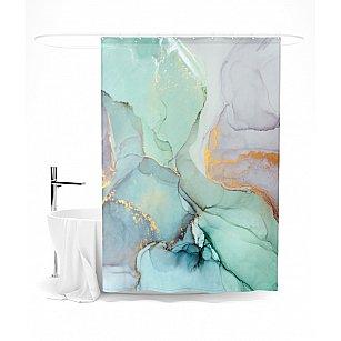 """Штора для ванной """"Искушающий минерал"""", 145*180 см"""