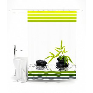 """Штора для ванной """"Гармония оттенков"""", 145*180 см"""