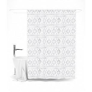 """Штора для ванной """"В скандинавском стиле"""", 145*180 см"""