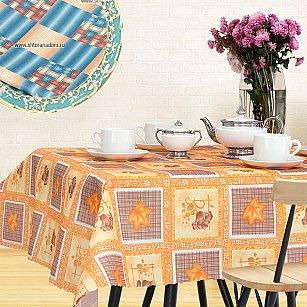 Скатерть для кухни, дизайн 12
