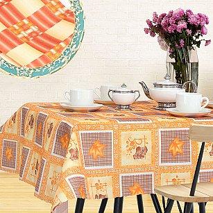Скатерть для кухни, дизайн 14