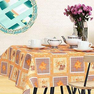 Скатерть для кухни, дизайн 37