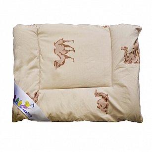 """Подушка """"Верблюжонок"""", плоская, 40*60 см"""