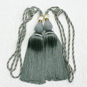 Кисти Ajur HK K4-48-10, серый