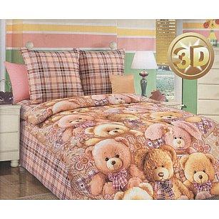 КПБ детский бязь ДБ-43 (1.5 спальный)