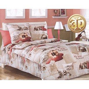 КПБ детский бязь ДБ-45 (1.5 спальный)