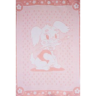 Одеяло детское байковое 02-11, 100*140 см