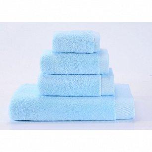 "Полотенце банное ""Seashells"", голубой"
