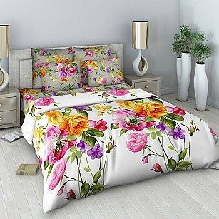 """Комплект постельного белья """"Акварель"""" 152"""