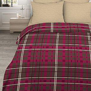 """Комплект постельного белья """"Шотландка"""" 7284 (1.5 спальное)"""