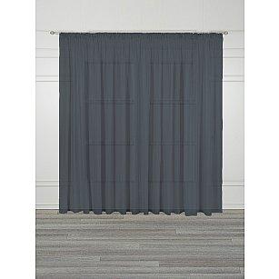 Тюль Arya Veil V-2063, темно-серый