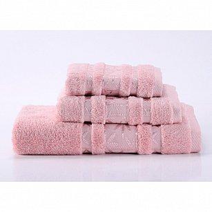 """Полотенце банное """"Bamboo PR"""", розовый"""