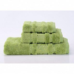 """Полотенце банное """"Bamboo PR"""", зеленый"""