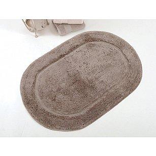 Коврик для ванной GARLEN Kahve (коричневый), 50*75 см