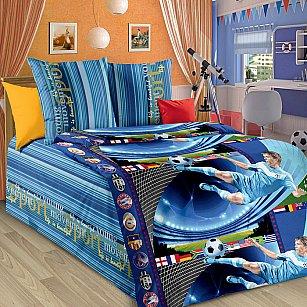 КПБ детский бязь ДБ-58 (1.5 спальный)-A