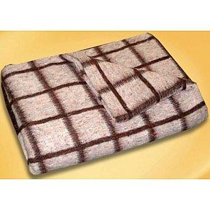"""Одеяло детское """"Эконом"""", коричневый, бежевый, 100*140 см"""