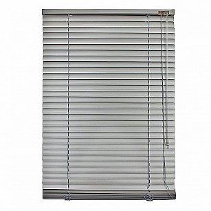 Жалюзи алюминиевые, серебро-брокат