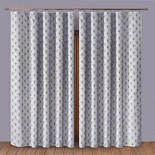 Комплект штор Primavera №1110086, серый