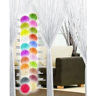 Кисея нитяная штора Haft, белый, 250*290 см
