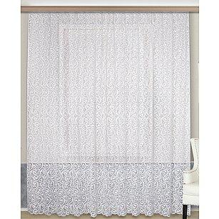 Тюль 88903С, белый, 300*245 см